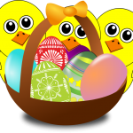 Chick-001-Heads-Cartoon-Easter