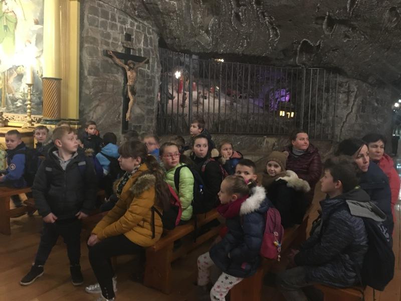 Wycieczka Do Kopalni Soli W Bochni Szkoła Podstawowa Nr 1